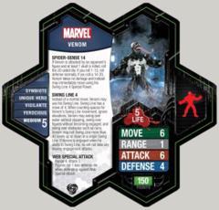 Venom The Conflict Begins (Marvel)