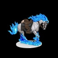 PHANTOM STEED D&D minis Spell Effect  ARCANE FURY & DIVINE MIGHT