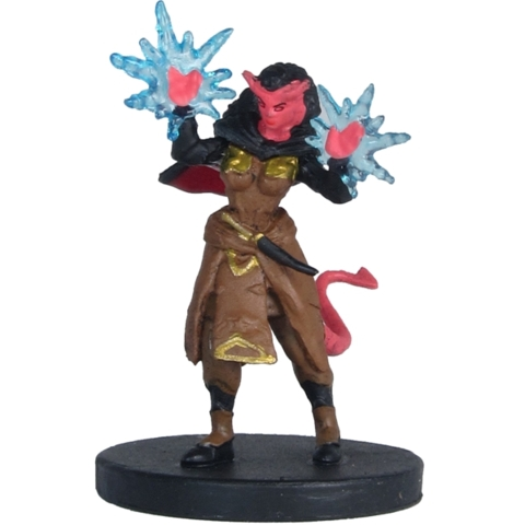 Tiefling Warlock Monster Menagerie set 2