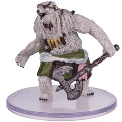 Oyaminartok the Goliath Werebear