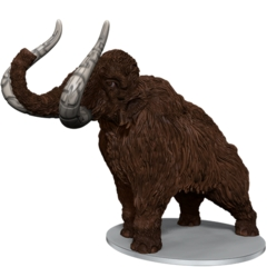 Mammoth DARKLANDS RISING Pathfinder miniature