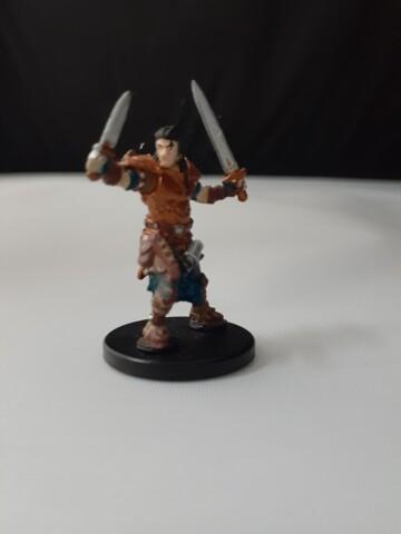 Valeros Human Fighter Beginner Box Set