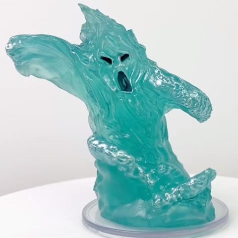 Water Elemental from the set Fangs & Talons