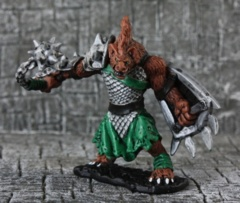 Gnoll Warrior Legendary Encounters