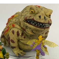 Giant Toad DARKLANDS RISING Pathfinder miniature
