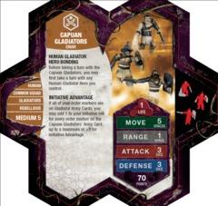 Capuan Gladiators Blackmoon's Seige