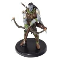 Ziraj the Hunter #09 Dragon Heist D&D Miniature