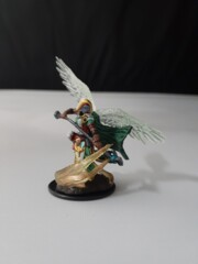 Aasimar Wizard Wardling Mini