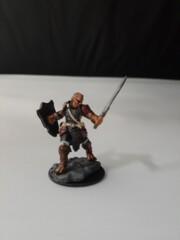 Dragonborn Paladin Wardling Mnis