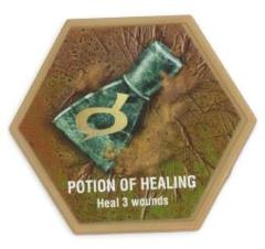 Glyph Potion of Healing