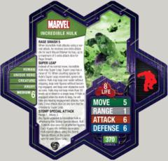 Incredible Hulk The Conflict Begins (Marvel)