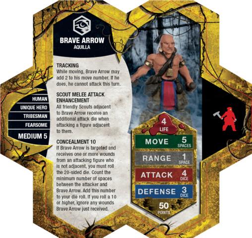 Brave Arrow Blackmoons Seige