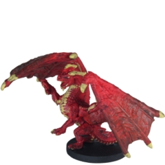 Red Dragon Wyrmling Monster Menagerie set 2