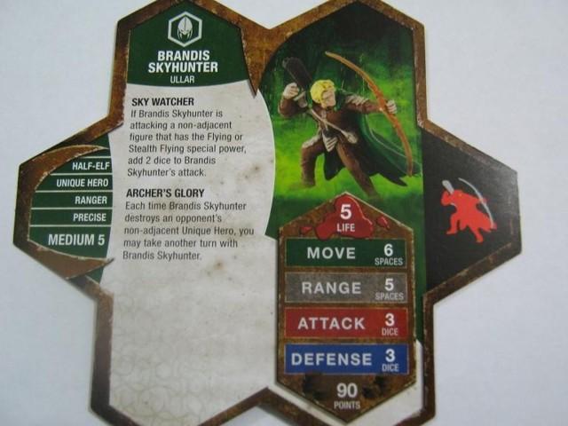Brandis Skyhunter Champions of the Forgotten Realms