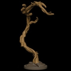 GRASPING VINE D&D minis Spell Effect  ARCANE FURY & DIVINE MIGHT