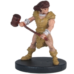 Half-Orc Barbarian  Monster Menagerie set 2