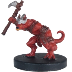 Kobold (Axe) #14 Monster Menagerie set 2