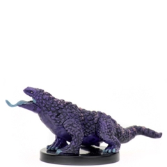 MONITOR LIZARD Kingmaker Pathfinder miniatures