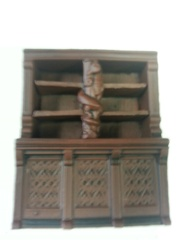 Bar Back Shelf Piece (x1)