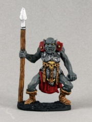 Orc Spearman  Legendary Encounters
