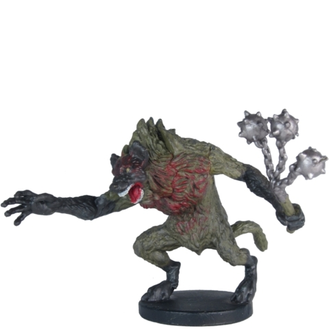 Gnoll (Flail) Monster Menagerie set 2