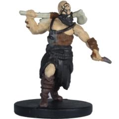 Uthgardt Barbarian (Axe) Monster Menagerie set 2