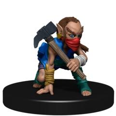 Gnome Scout DARKLANDS RISING Pathfinder miniature