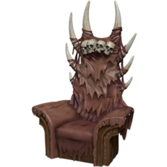 BARBARIAN THRONE Kingmaker Pathfinder Minatures