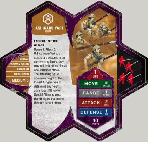 Ashigaru Yari Fields of Valor