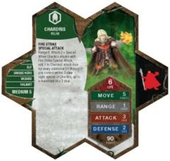 Chardris Defenders of Kinsland