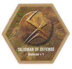 Glyph Talisman of Defense