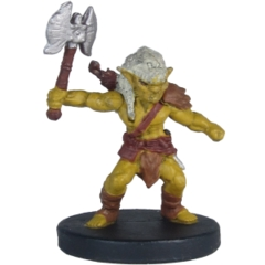 Goblin (battleaxe) Monster Menagerie set 2