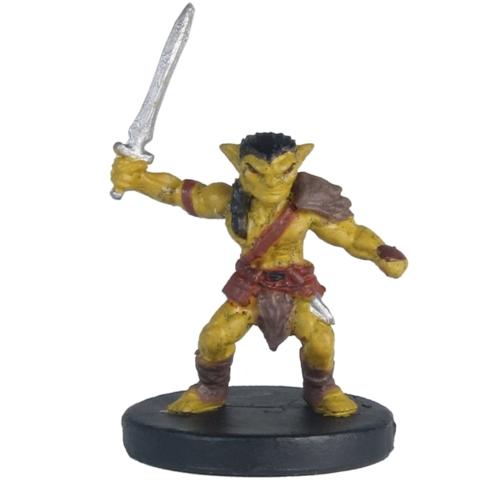 Goblin (sword) Monster Menagerie set 2