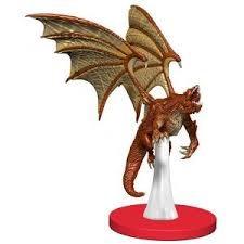 Dragon Flying 5/5 Overwhelming Swarm MTG Miniature