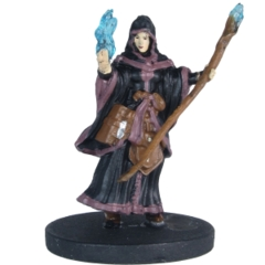 Human Wizard Monster Menagerie set 2