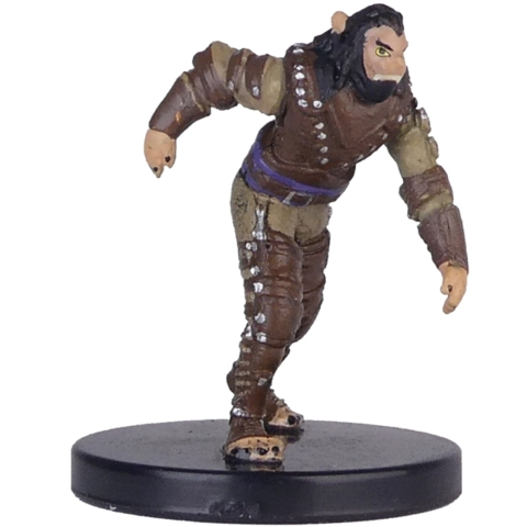 Shifter Rogue (unarmed)