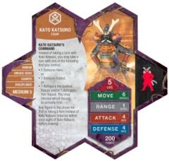 Kato Katsuro Defenders of Kinsland