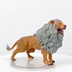 Fleecemane Lion