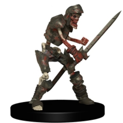 BLOODY SKELETON Kingmaker Pathfinder Miniature