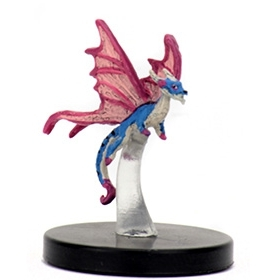 FAERIE DRAGON Kingmaker Pathfinder Miniatures