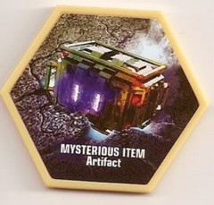 Glyph Mysterious Item