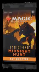 Set Booster Pack - Innistrad: Midnight Hunt