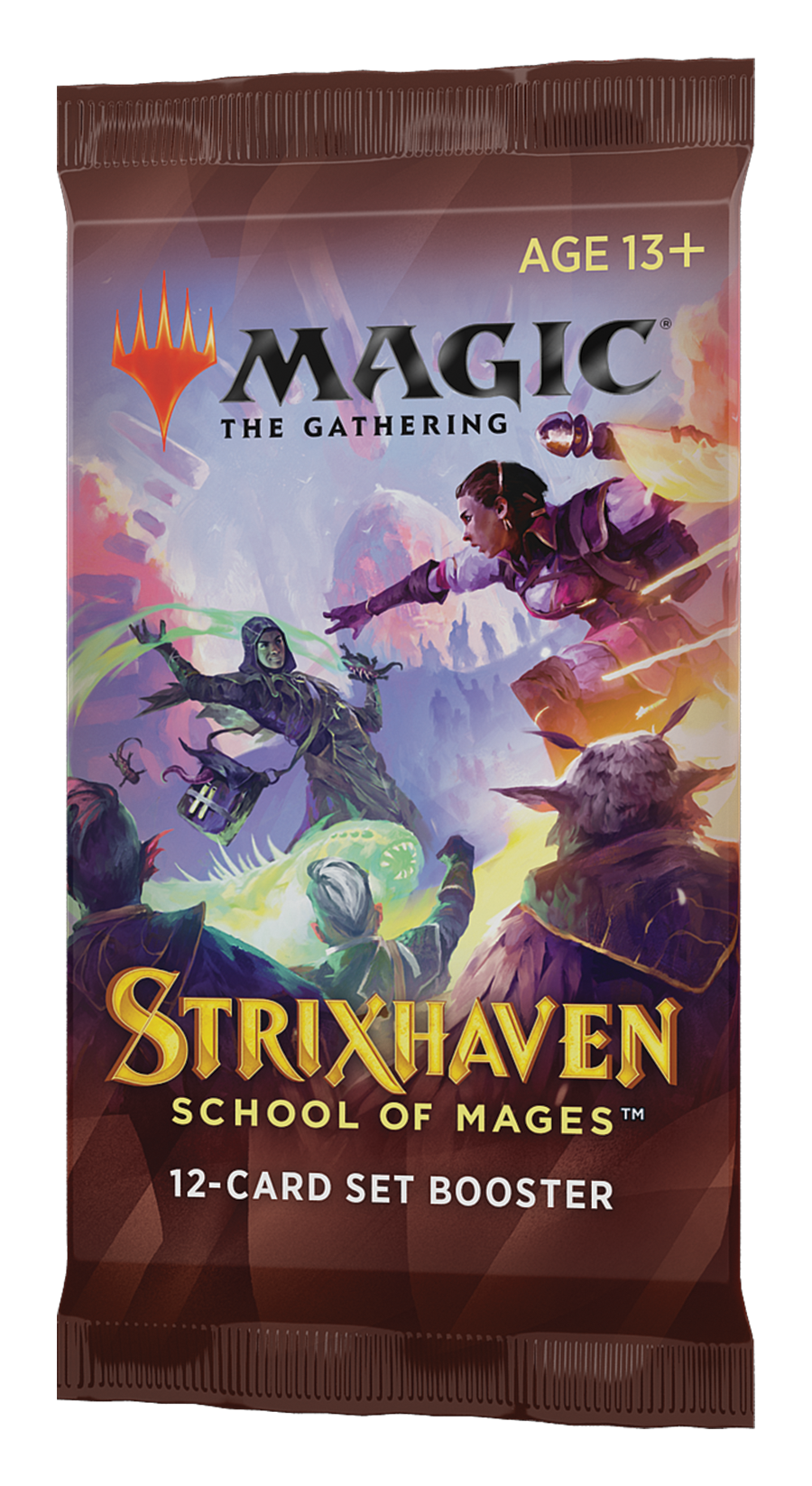 Set Booster Pack - Strixhaven: School of Mages