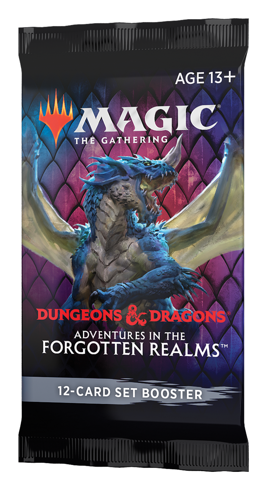 Set Booster Box - Adventures in the Forgotten Realms