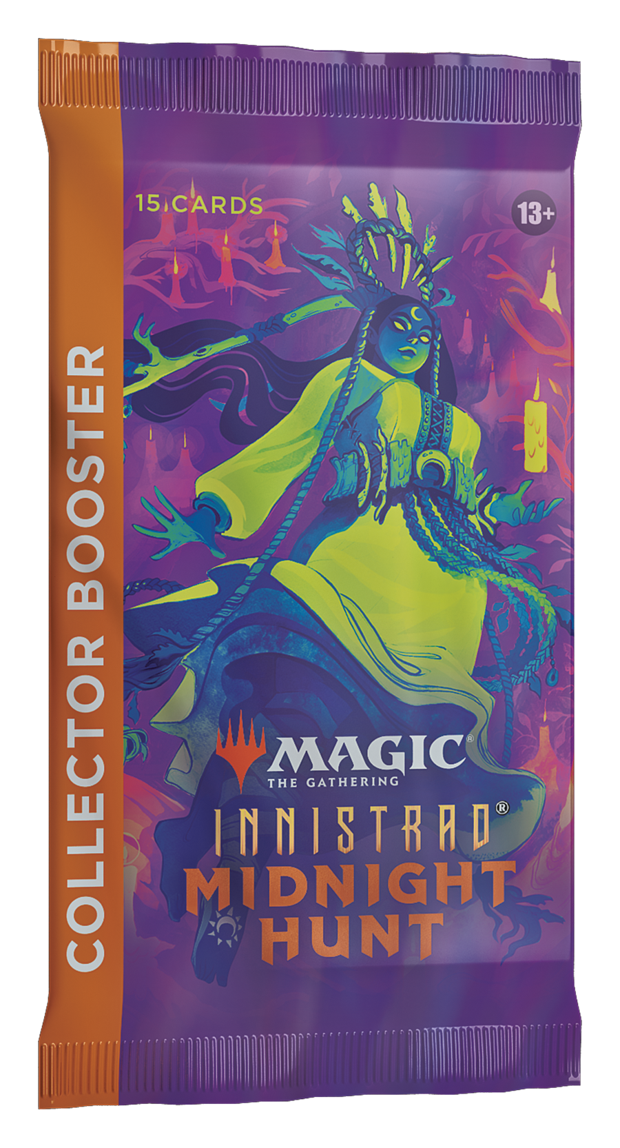 Collector Booster Pack - Innistrad: Midnight Hunt