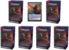 PreRelease Pack x6 plus FREE buy a box promo - Adventures in the Forgotten Realms