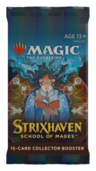 Collector Booster Pack - Strixhaven: School of Mages