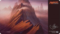 John Avon Unstable Mountain Playmat (SIGNED)