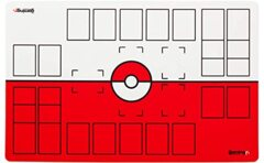 GMC Deluxe 2 Player Compatible Pokemon Stadium Mat Board Playmat