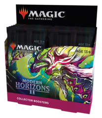 Collector Booster Box PLUS Buy a Box Promo - Modern Horizons 2